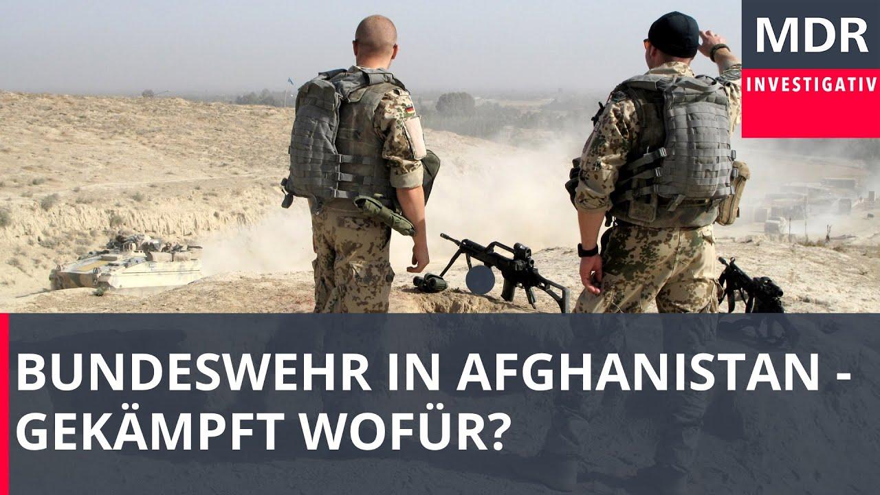 Afghanistan-Einsatz der Bundeswehr: Gekämpft wofür?