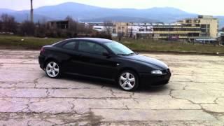 Alfa Romeo GT 3.2 V6 24V (240hp) test drive