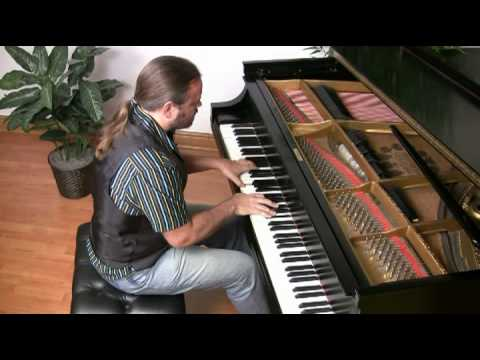 Bethena by Scott Joplin | Cory Hall, pianist-composer