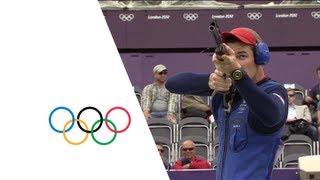 Peter Wilson Wins Men's Double Trap Shooting Gold - London 2012 Olympics screenshot 3