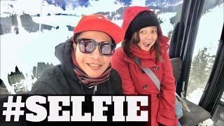 Selfie Around Europe & Asia !