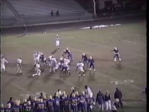 Wheat Ridge Football 1997 vs. Green Mountain