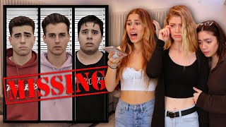 We Pretended We Went Missing Prank..On Girlfriends!