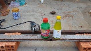 Cách tẩy rỉ sét và tẩy sơn sắt chi tiết nhất