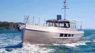 Dickey Boats LRC58 Teaser