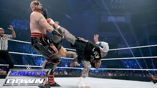 The Usos vs. The Ascension: SmackDown, Nov. 5, 2015