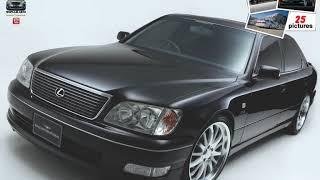 Wald Lexus LS (2000)
