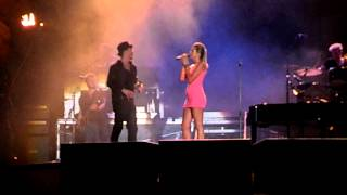 Gavin DeGraw & Colbie Caillat - Not Over You - Las Vegas - 8/18/12