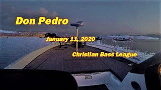 Christian Bass League - Don Pedro - January 11, 2020