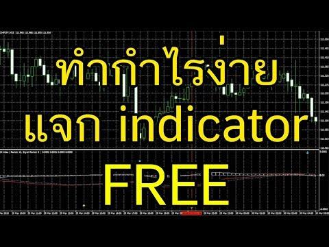 แจก indicator Forex ฟรี หาเงินออนไลน์ สอนForex ฟรี ใต้คลิป
