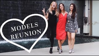 Models reunion in Bangkok & Too big for thai fashion?!!⎮DISCOVER THAILAND WITH ME #2