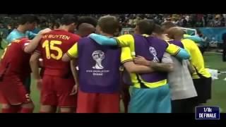 Diables Rouges, il nous on fait rêver durant ce Mondial 2014