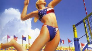 Classic Game Room - BEACH SPIKERS: VIRTUA BEACH VOLLEYBALL review for GameCube