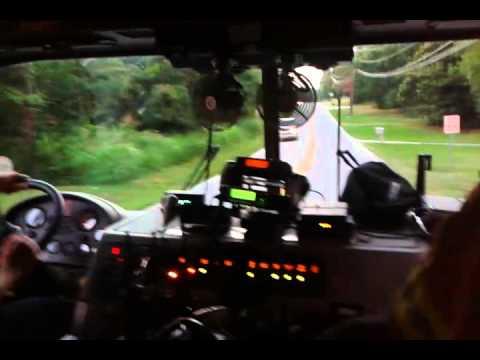 Fair grove engine co. 43 responding to alarm