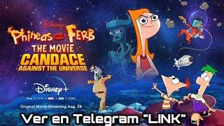 Phineas y Ferb: Candace Contra El Universo (Promo)