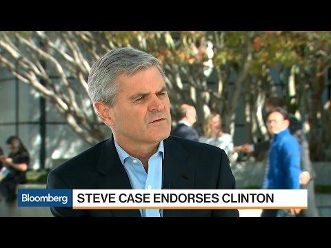 Steve Case: Why I Endorsed Hillary Clinton