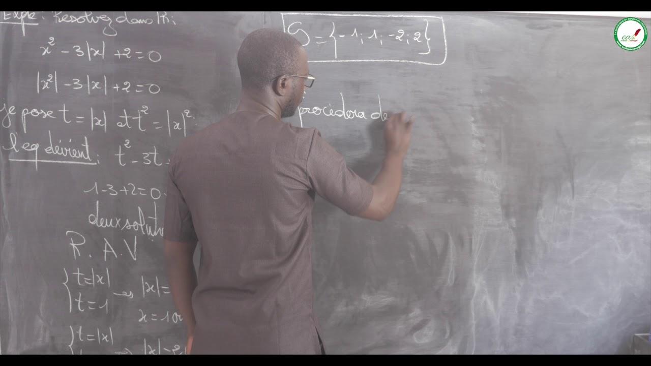 Cours - Seconde - Mathématiques : Equations - Inéquations ...