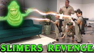 Ghostbusters Kids Skit - Slimers Revenge