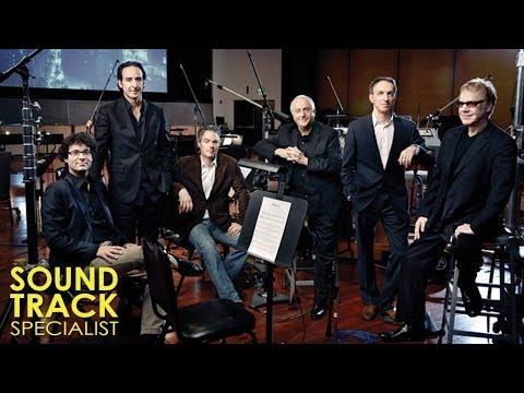 Danny Elfman, Alexandre Desplat, Patrick Doyle, Mychael Danna |2012 THR Composer's Roundtable