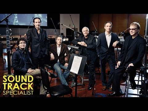 Danny Elfman, Alexandre Desplat, Patrick Doyle, Mychael Danna |� THR Composer's Roundtable