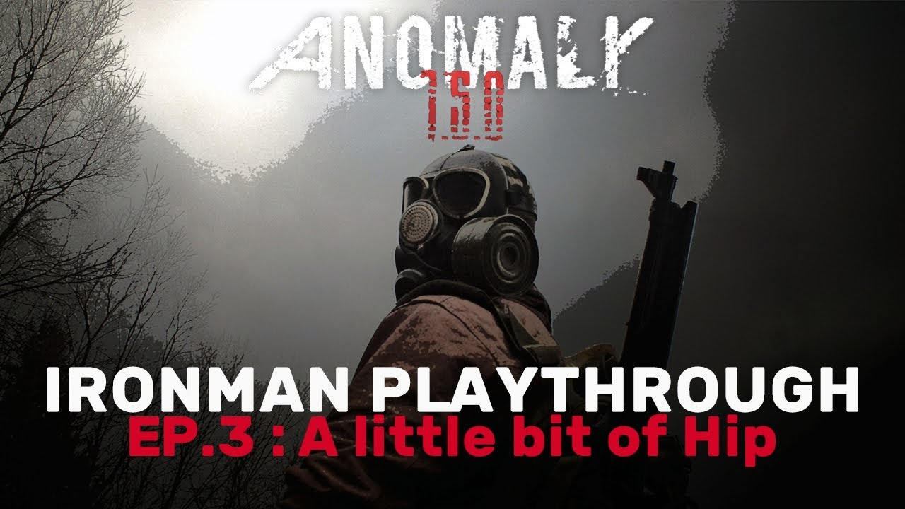 Download STALKER Anomaly 1.5   Ironman Playthrough   EP.3: A Little bit of Hip