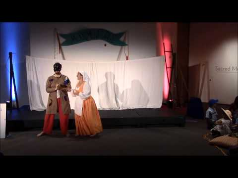 """""""Arlecchino in Love"""" second show (2:30pm) at NC Museum of Art"""