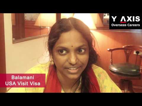 Balamani Guttala VISA Visit Visa for USA,UK,Canada,Australia