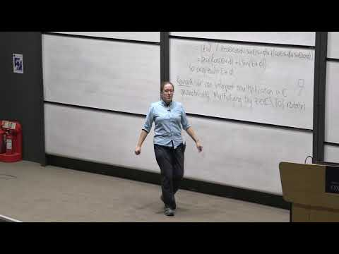 Oxford Mathematics Student Lectures: An Introduction to Complex Numbers – Vicky Neale