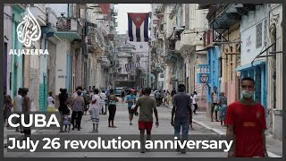 Cuba marks the anniversary of its revolution quietly amid pandemic, protests