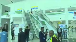 President Muhammadu Buhari commissions Portharcourt International Airport Terminal