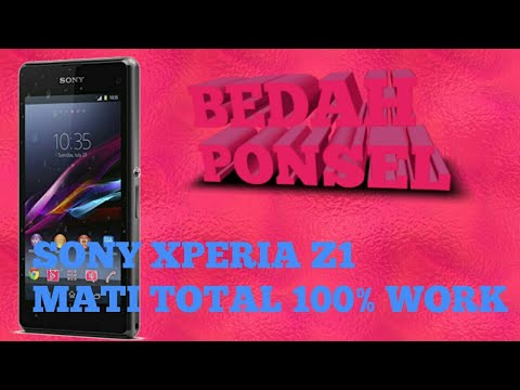 Cara Perbaiki Sony Xperia Restar Terus Menerus or How to Fix Sony Xperia Restarting Continuously.
