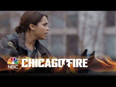 Chicago Fire - Dawson's Risky Rescue (Episode Highlight)