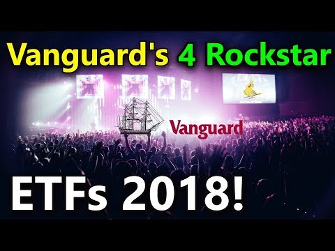 Best Vanguard ETF Investments of 2018: Vanguard's Best 2018 ETFS