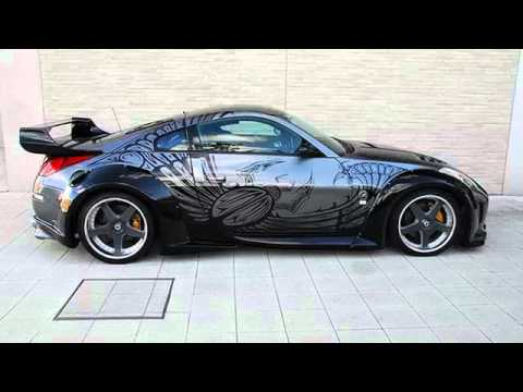 2017 Nissan 350z Start Up Engine In Depth Review