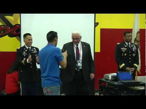 USACE Chief visits Roosevelt HS