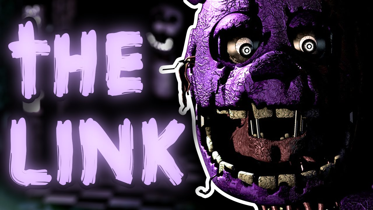 The Connection Between Bonnie And Quot Spring Trap Quot Five