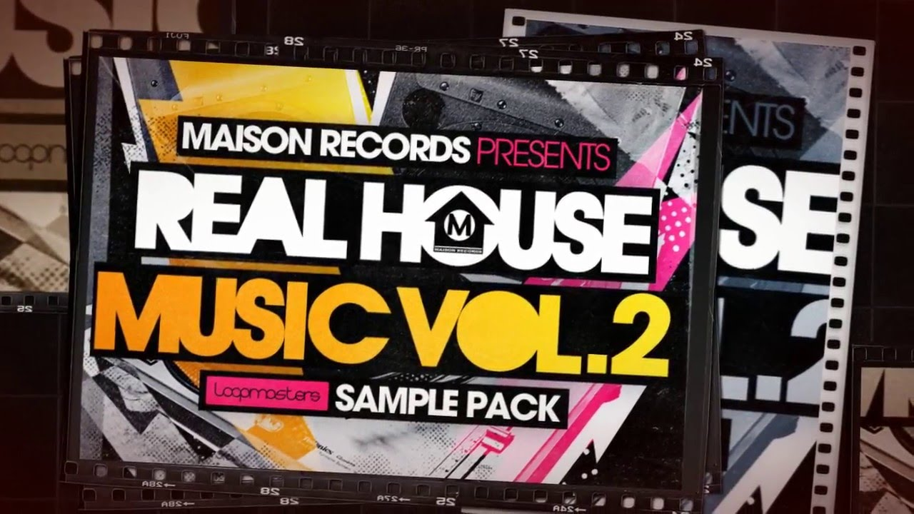 Real House Music Vol 2 House Music Samples Loops By