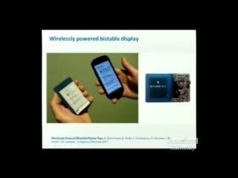 Stanford Seminar Wireless Power Transfer and RF Energy Harvesting - The Best Documentary Ever