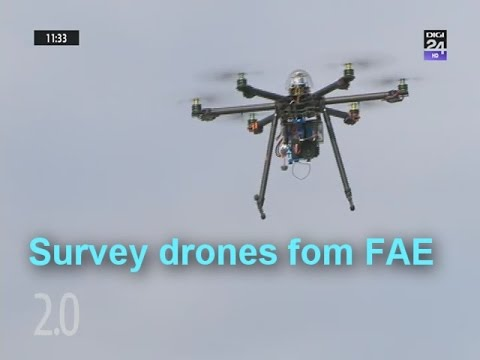 Land survey drones- FAE-at DigiTV