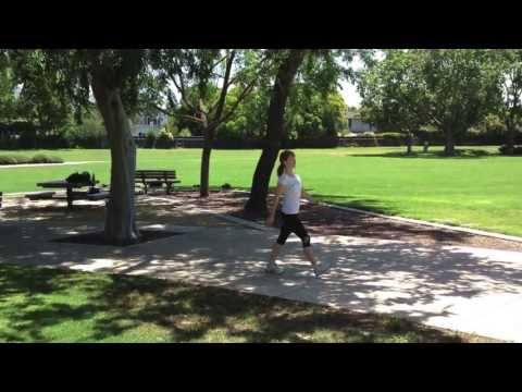 Your Power Walking workout