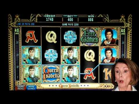 queen-isabella-high-limit-slot-play