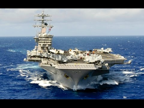 USS Nimitz Most Modern Aircraft Carrier | Its Evolution Bringing Fighters to Battlefield | Military