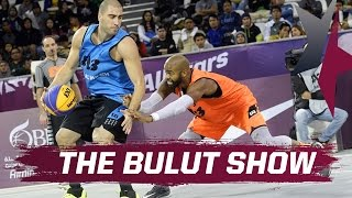 Dominant Performance: All of Dusan Domovic Bulut's 27 points at the 2015 FIBA 3x3 All Stars