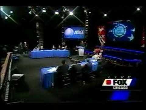 The IL Senate Primary Debate