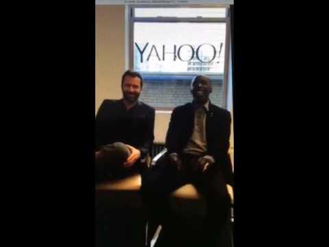 James Purefoy and Michael K. Williams Hap and Leonard Periscope part 1
