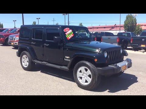 2012 Jeep Wrangler_Unlimited Spokane, Spokane Valley, Post Falls, Deer Park, Airway Heights, WA