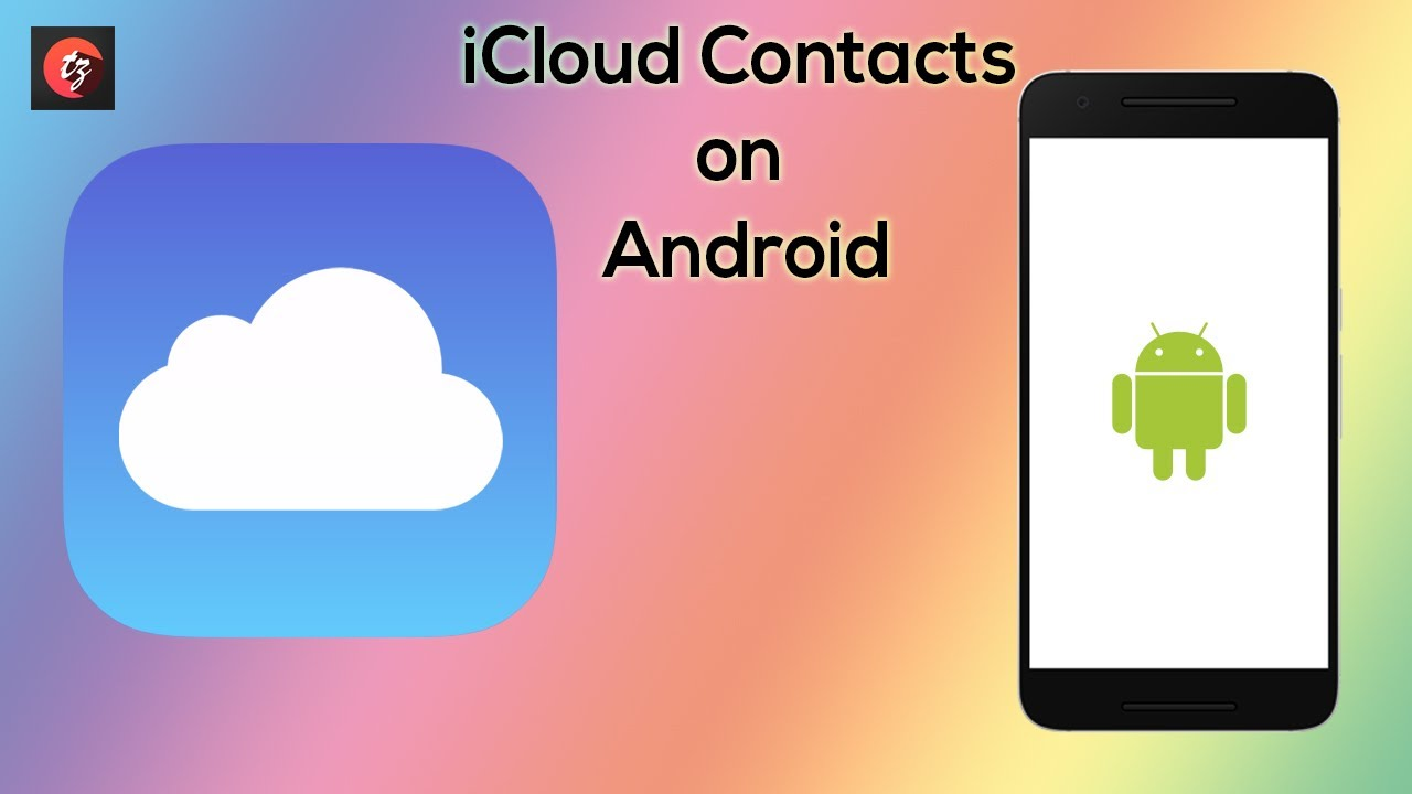 Icloud Android