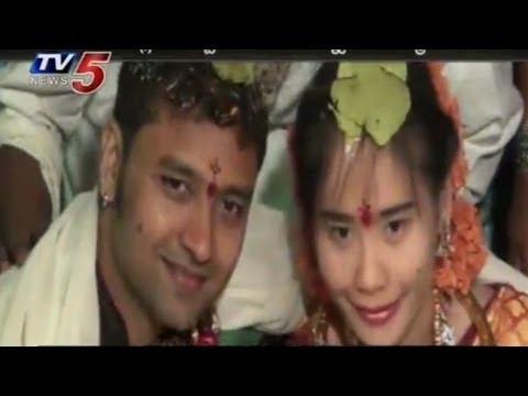 Indian Guy Married Vietnam Girl