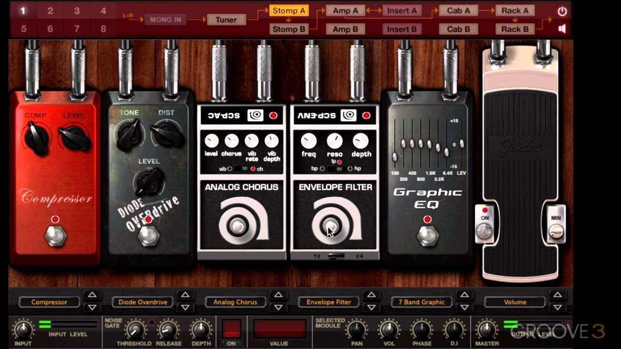 amplitube 4 amp list
