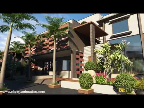 3D Walkthrough | 3D Architectural Virtual tour | Architectural Animation studio.